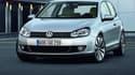 Une modèle de Volkswagen Golf 6 souffrant d'une faille dans son système d'ouverture et de fermeture des portes à distance.