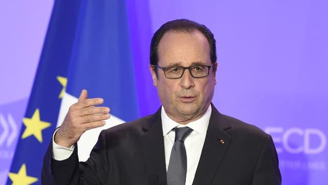 François Hollande, le 3 juin 2015.