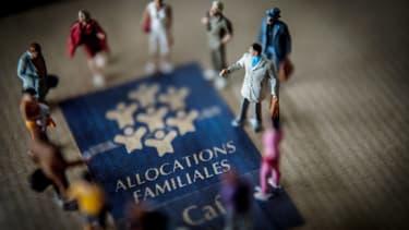Quelque 32,8 millions de données d'allocataires ont été vérifiées l'année dernière par les agents de contrôles de la caisse nationale d'allocations familiales.