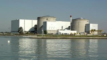 La centrale de Berkeley constitue un exemple pour Fessenheim, ici en photo