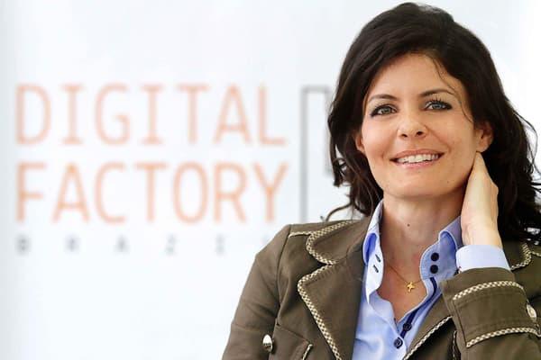 Alexandrine Brami dirige la société Digital Factory basée au Brésil