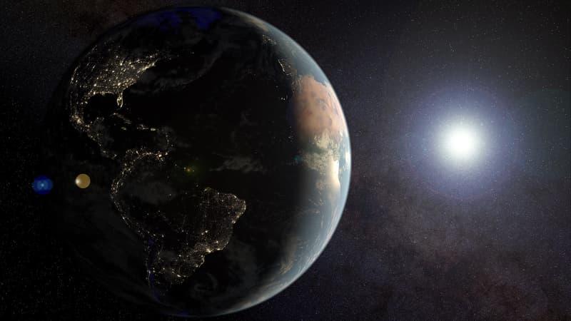 La Terre a-t-elle vraiment tourné plus vite en 2020?