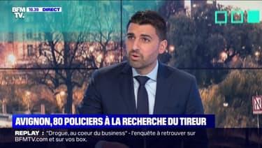 Policier tué à Avignon: 80 policiers à la recherchle du tireur - 08/05