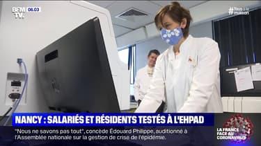 Coronavirus: tous les résidents et salariés d'un Ehpad à Nancy vont être testés