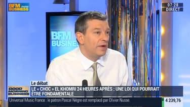 Nicolas Doze sur BFM Business.