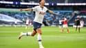 Heung-min Son, buteur lors de Tottenham-Arsenal