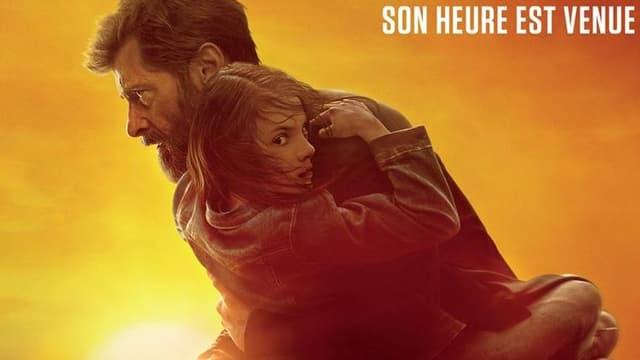 Extrait de l'affiche de Logan