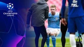 PSG - Man City : Ligaments touchés pour De Bruyne, incertain pour la demie aller
