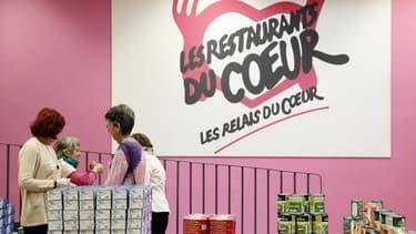 L'an dernier, 130 millions de repas ont été distribués par les Restos du Coeur