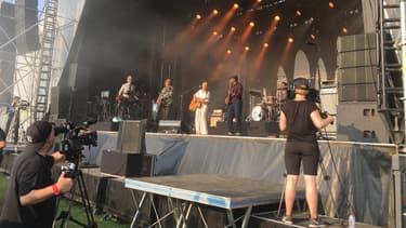 Catherine Ringer au festival Rock In Evreux le samedi 30 juin