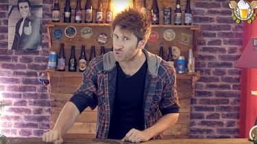 Le YouTubeur Une Bière et Jivay nous initie aux subtilités de la bière.