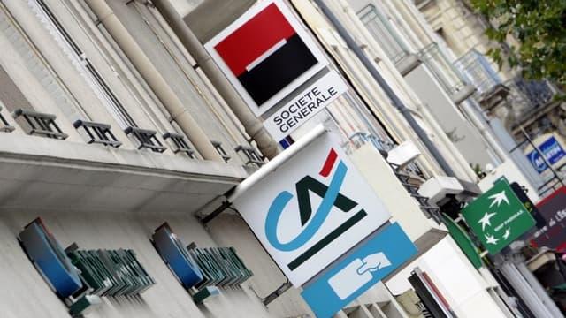 Les banques durcissent les conditions d'octroi pour les crédits immobiliers