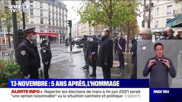 13-Novembre: les hommages 5 ans après les attentats