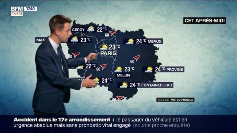 Météo Paris-Ile de France du 30 juillet: De nouvelles perturbations