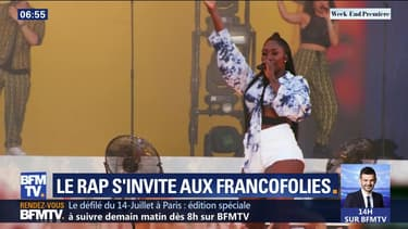Le rap s'invite aux Francofolies de La Rochelle