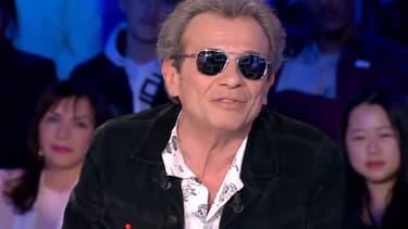 Philippe Manoeuvre dans On n'est pas couché, samedi 6 avril 2019.