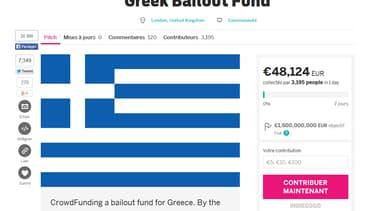A la mi-journée ce mardi, la cagnotte du jeune londonien atteignait près de 50.000 euros.