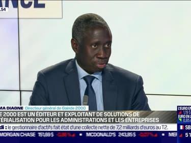 Ibrahim Diagne (Gainde 2000) : Gainde 2000 est un éditeur exploitant de solutions de dématérialisation pour les administrations et les entreprises - 30/07