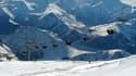 Un skieur suédois est mort, ce dimanche, à l'Alpe d'Huez (Photo d'illustration)