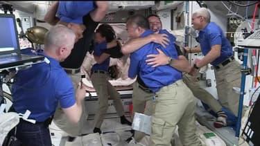 Le récit du retour de Thomas Pesquet à bord de l'ISS