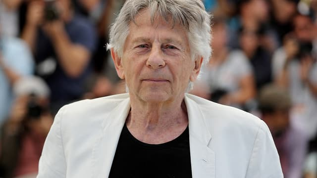 Roman Polanski en mai 2017 à Cannes -