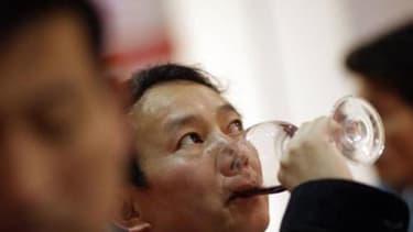 La Chine a décidé de punir l'Europe en s'en prenant aux vins européens.