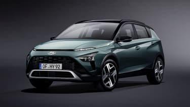 Un nouveau SUV pour Hyundai, entre le Kona et le Tucson