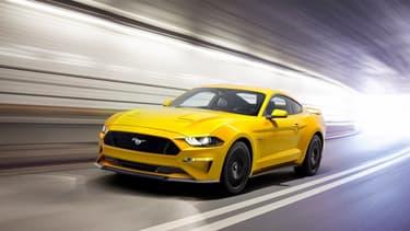 Ford a tenu à offrir une voiture à la militante Sahar Nassif.