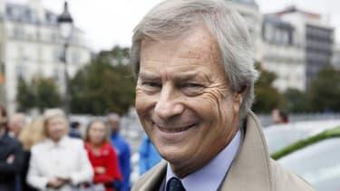 Vincent Bolloré est le président du conseil de surveillance de Vivendi