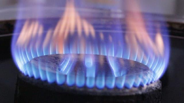 Pour le deuxième mois consécutif, les tarifs réglementés du gaz naturel vont diminuer. (image d'illustration)