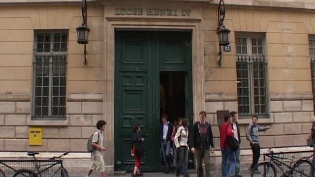 Lycée Henri IV à Paris