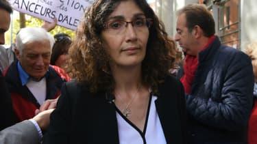 Céline Boussié le 19 septembre 2017 à Toulouse