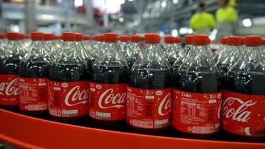 Bénéfices en baisse pour Coca-Cola