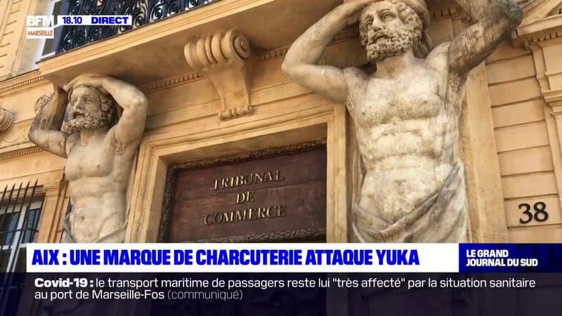 Aix-en-Provence: une marque de charcuterie attaque Yuka en justice
