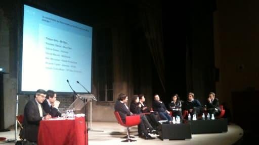 Le CNC a présenté les premiers chiffres pour 2012 lors des Assises du cinéma