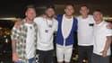 Messi, Neymar, Paredes, Di Maria et Verratti à Ibiza, photo postée par Angel Di Maria sur Instagram le 4 août 2021.