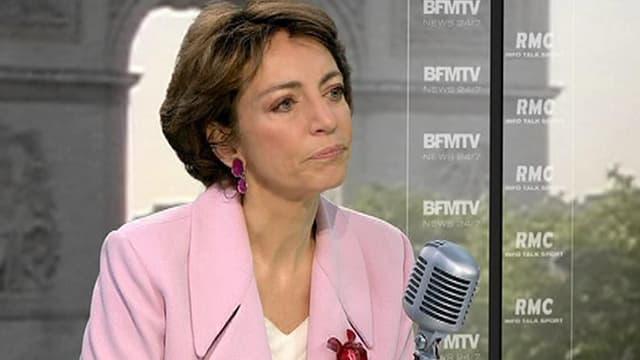 Marisol Touraine, ministre des Affaires sociales et de la Santé