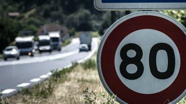 Les 80km/h pourraient être l'un des thèmes du grand débat.