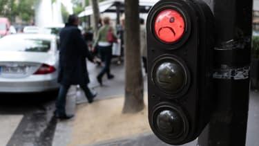 Les 11 appareils installés à Paris flashent en moyenne 60 fois par jour.