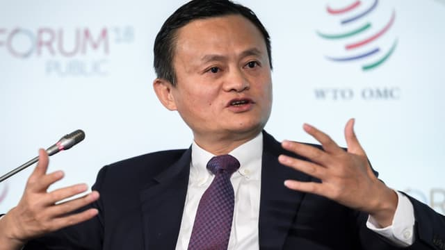 Jack Ma, l'excentrique fondateur du géant du commerce électronique Alibaba,  est toujours la plus grosse fortune nationale, avec 58,8 milliards de dollars