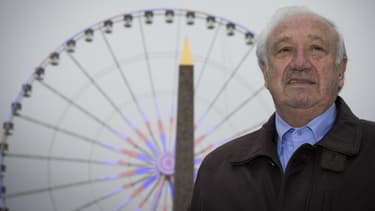 """Alors que son marché de Noël n'a pas été reconduit, Marcel Campion a promis """"une surprise"""" le 17 novembre."""