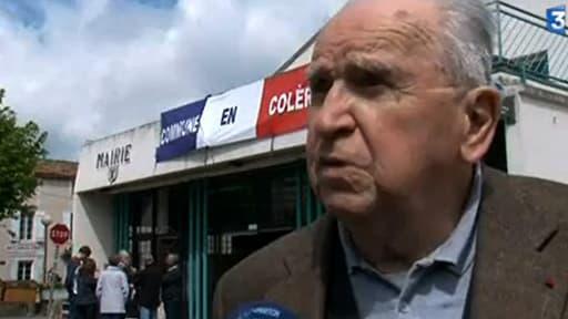 Roger Senié, ancien maire de la Bastide de Bousignac, entame une grève de la faim.