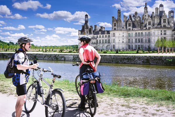La Loire à vélo.