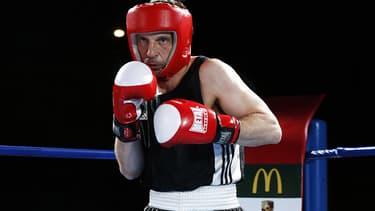 Mathieu Kassovitz sur le ring le 10 juin 2017
