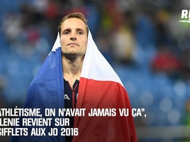 """""""En athlétisme, on n'avait jamais vu ça"""", Lavillenie revient sur les sifflets aux JO 2016"""