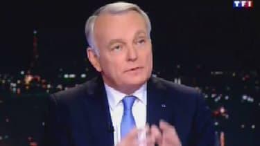 Le Premier ministre Jean-Marc Ayrault détaillait les enjeux de la remise à plat fiscale ce jeudi 19 décembre sur TF1.