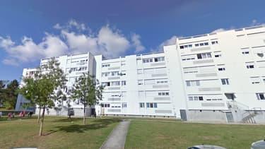 La fusillade s'est produite mercredi vers 19H30 à Planoise, un quartier de 20.000 habitants miné par les trafics de drogues. CAPTURE GOOGLE MAPS