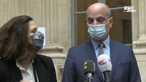 """XV de France : """"Ceinture et bretelles"""", Blanquer dévoile un protocole sanitaire plus stricte"""