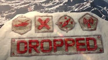 Dropped, un jeu inspiré d'une émission suédoise.