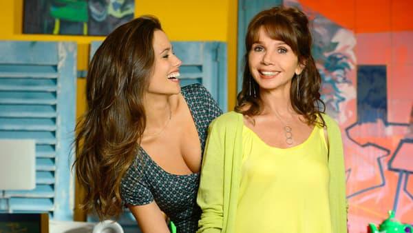 """Victoria Abril et Lucie Lucas dans """"Clem"""""""